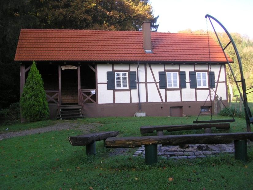 Unsere AV-Hütte